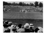 Winged Foot Golf Course, Hole 18 Regular Photographic Print by Unknown Unknown