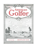 The American Golfer October 1928 Regular Giclee Print by Unknown Unknown