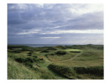 Royal Troon Golf Club, Hole 8 Regular Photographic Print by Stephen Szurlej