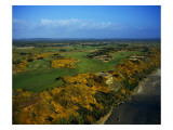 Bandon Dunes Golf Resort Premium Photographic Print by J.D. Cuban