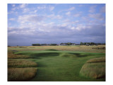 Muirfield Golf Club, Hole 4 Premium Photographic Print by Stephen Szurlej