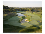 Valhalla Golf Course, Hole 18 Premium Photographic Print by Stephen Szurlej