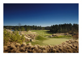 Tobacco Road Golf Course Regular Photographic Print by Stephen Szurlej