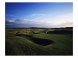 Muirfield Golf Club Regular Photographic Print by Stephen Szurlej