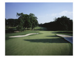 Winged Foot Golf Course, Hole 15 Regular Photographic Print by Stephen Szurlej