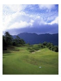 Luana Hills Golf & Country Club Premium Photographic Print by Stephen Szurlej