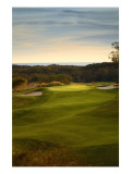 Crystal Downs Country Club, bunkers Premium Photographic Print by Dom Furore