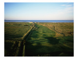 Royal St. George's Golf Club, Hole 14 Premium Photographic Print by Stephen Szurlej