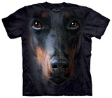 Doberman Face T-shirts