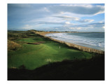 Doonbeg Golf Club, Hole 9 Premium Photographic Print by Stephen Szurlej