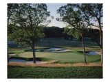 Bethpage State Park Black Course, Hole 17 Regular Photographic Print by Stephen Szurlej