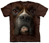 Boxer Face T Shirts