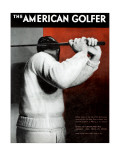 The American Golfer August 1930 Premium Giclee Print by Unknown Unknown