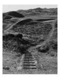 Royal Troon Golf Club, Hole 8, narrow green Premium Photographic Print by Unknown Unknown
