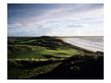 Doonbeg Golf Club, Hole 5 Premium Photographic Print by Stephen Szurlej