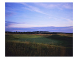 Muirfield Golf Club Premium Photographic Print by Stephen Szurlej