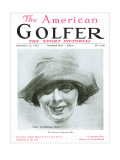 The American Golfer September 22, 1923 Premium Giclee Print by James Montgomery Flagg