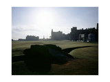 St. Andrews Golf Club Old Course, Swilcan Bridge Regular Photographic Print by Stephen Szurlej