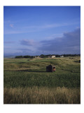 Muirfield Golf Club, Hole 7 Premium Photographic Print by Stephen Szurlej