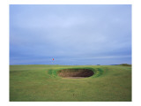 St. Andrews Golf Club Old Course, bunker Premium Photographic Print by Stephen Szurlej