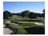 Winged Foot Golf Course, Hole 9 Premium Photographic Print by Stephen Szurlej