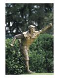 Payne Stewart Statue at Pinehurst Regular Photographic Print by Dom Furore