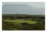 Atlantic Beach Golf Club, Hole 12 Regular Photographic Print by J.D. Cuban