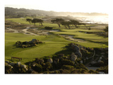Monterrey Peninsual Country Club Regular Photographic Print by J.D. Cuban