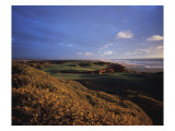 Bandon Dunes Golf Course, Hole 16 Premium Photographic Print by J.D. Cuban