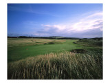 Muirfield Golf Club, Hole 3 Premium Photographic Print by Stephen Szurlej