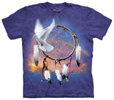 Dove Dreamcatcher T-shirts