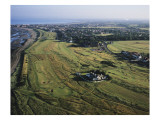 Royal Troon Golf Club Premium Photographic Print by Stephen Szurlej