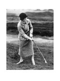Lady Astor, The American Golfer July 1929 Regular Photographic Print by Unknown Unknown