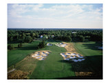 Bethpage State Park Black Course, Hole 18 Regular Photographic Print by Stephen Szurlej