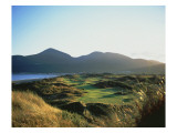 Royal County Down Golf Club, Hole 3 Premium Photographic Print by Stephen Szurlej