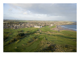 Carnoustie Golf Links Regular Photographic Print by Stephen Szurlej