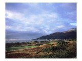 Royal County Down Golf Club Premium Photographic Print by Stephen Szurlej