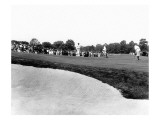 Bobby Jones, 1929 U.S. Open, Winged Foot Golf Club Premium Photographic Print by Unknown Unknown