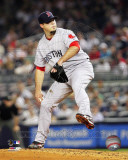 Josh Beckett 2011 Action Photographie