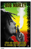 Bob Marley Herb Masterprint