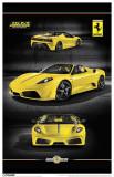 Ferrari - 16M Scuderia Spider Masterprint