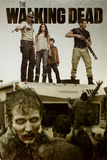 The Walking Dead - Attack Pósters