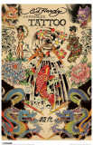 Ed Hardy - Japanese Masterprint