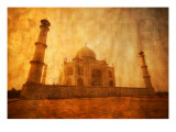 The Timeless Tomb Premium Photographic Print by Trey Ratcliff