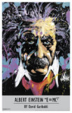 David Garibaldi - Einstein Masterprint