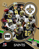 New Orleans Saints 2011 Team Composite Photo