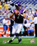 Christian Ponder 2011 Action Photo