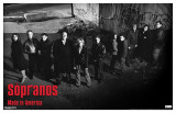 Sopranos - Alleyway Masterprint