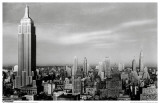 Manhattan Skyline 1930's Masterprint