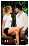 True Blood - Bill and Sookie Masterprint
